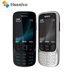 Перейти на Алиэкспресс и купить 6303c original unlocked nokia 6303 classic fm gsm 3mp camera mobile phone russian keyboard support~free shipping