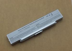 Серебристый Аккумулятор для ноутбука SONY VAIO VGP BPS9 BPS10 BPL9 BPL10 VGP-BPL9/B VGP-BPS9A/S VGP-BPS9/S VGP-BPS9A/B