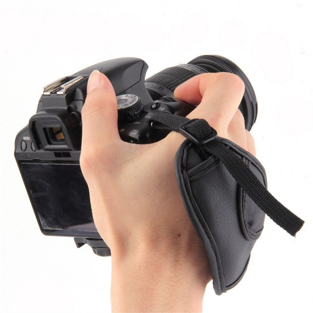 100% GUARANTEE Camera Hand Strap Grip For NIKON D7000 D5100 D5000 D3200 For Canon Sony