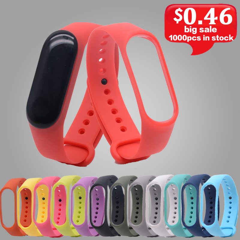Strap for Mi band 3 Silica Belt for Smart Band Strap for Xiaomi Mi Band 3 Smart Bracelet Accessories Replacement mi band Strap. mi learning styles