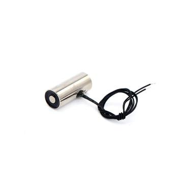 13*27mm Suction 1KG 10N DC 5V/12V/24V Mini solenoid electromagnet electric Lifting electro magnet strong holder cup DIY 12 v