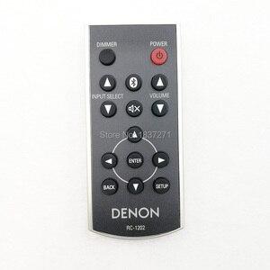 Image 1 - Nowa oryginalna RC 1202 zdalnego sterowania dla DENON PMA 50 HI FI połączenie audio DCD 50 odtwarzacz CD