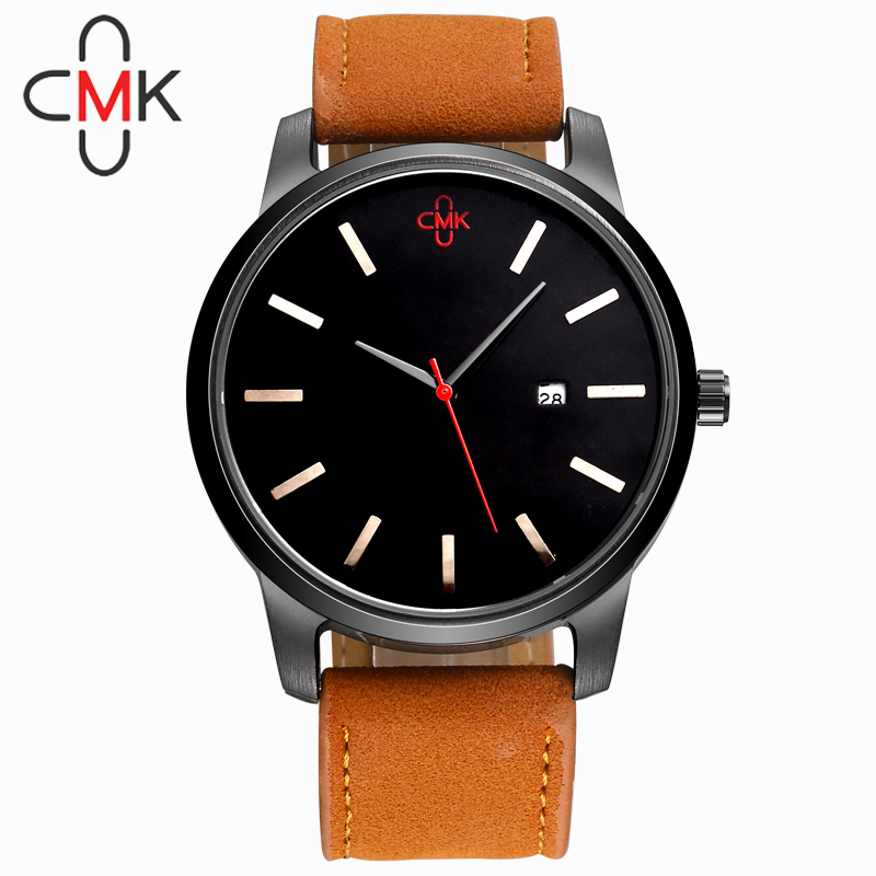 Famous Brand Men Military Quartz watch Corium Leather Strap army Business wristwatch male Casual sport clock hour Calendar high quality mens business quartz watch men sport military watch pu leather strap army wristwatch male casual clock hour relogio