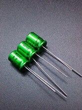 30 ШТ. Nichicon MUSE ES ВР 10 мкФ/50 В неполярный электролитический конденсатор подлинное место 10 мкФ 50 В бесплатная доставка