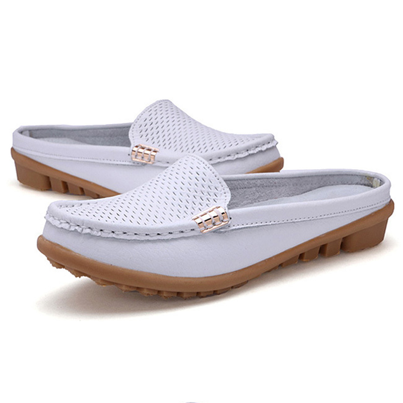 size 40 353d5 c68e2 HOVINGE-Women-Flats-Shoes-Leather-Solid-Cut-outs-Comfortable-Women-Casual- Shoes-Ladies-Moccasins-Loafers-Wild.jpg