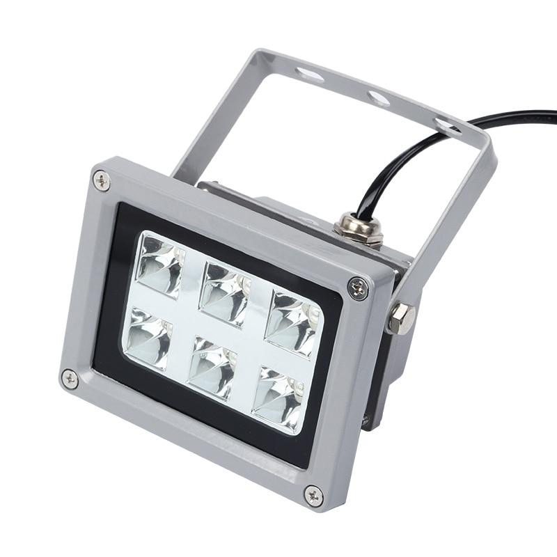405nm UV LED 60 w resina cura Evidenziare US/EU adattatore 110-260 v per Accelerare La solidificare fotosensibile SLA DLP 3D stampante FAI DA TE parti