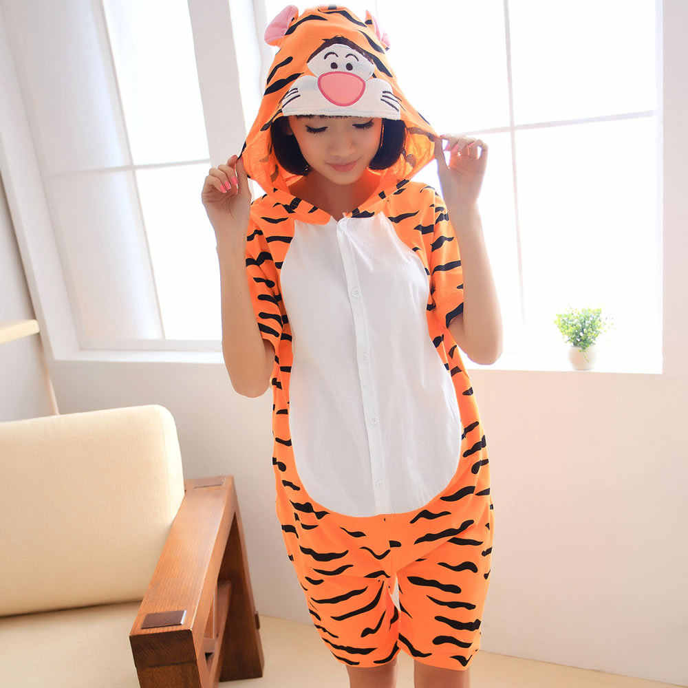 Detail Feedback Questions about Men and women cute Tigger onesies ... 5c29b377f