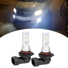 цена на 9140 H10 9145 Led Fog Light Bulb,Marsauto New Upgrade 9045 9040 9145/9140/H10
