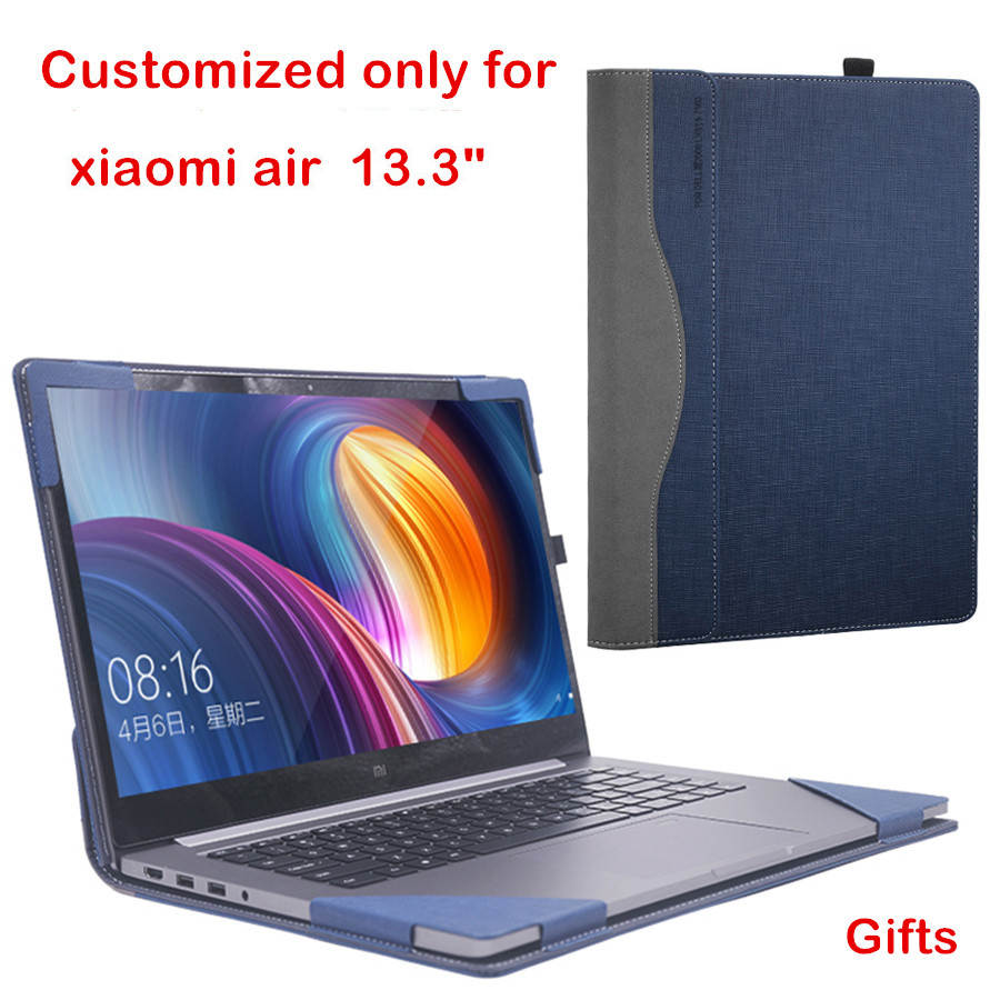 Customized Cover For Xiaomi Mi Air 13.3 Book Notebook Mibook Laptop Case Creative Design Screen Film Keyboard Cover Stylus Gift
