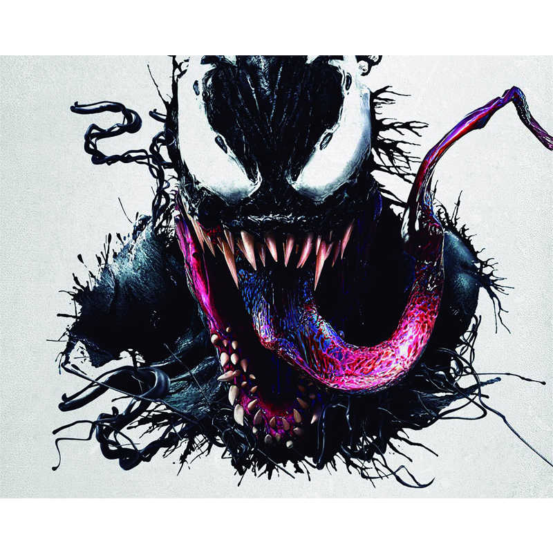 "5d DIY Diamond Painting ""Marvel-Venom superhero"" Full Square Drill Cross Stitch Diamond Embroidery sale, home Decor"
