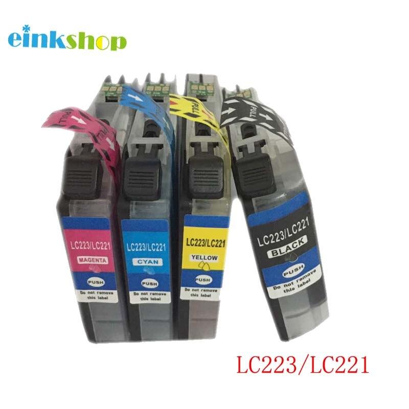 Совместимый чернильный картридж для Brtoher DCP-J562DW/J4120DW/MFC-J480DW/J680DW/J880DW/J4620DW/J5720DW/J5320DW
