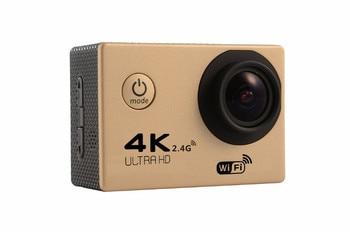 Αδιάβροχη 4K Ultra HD 16MP Κάμερα Δράσης WiFi Κάμερες Gadgets MSOW