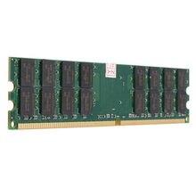 Промо-акция! 8 ГБ 2X4 ГБ DDR2 800 МГц PC2 6400 240PIN DIMM для AMD cpu материнская плата памяти