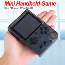 Sega Retro Arcade video portable mini game console arcade cabinet TV handheld 168 games 8 bit for child