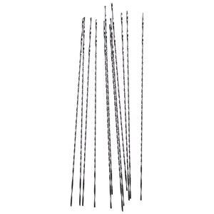 Image 5 - Lames de gabarit de découpe en métal scie fil diamant coupe lame bijoux, défilement dents en spirale, outils manuels pour le travail du bois 12 pièces/ensemble