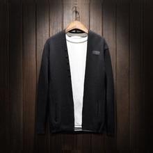 Christmas Men Sweaters Winter Clothes 2019 Plus Size Asian M-4XL 5XL 6XL Japan Style Fashion Standard Designer Cardigan afc asian cup 2019 japan turkmenistan