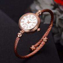 Women Bracelet Watches Stainless Steel L