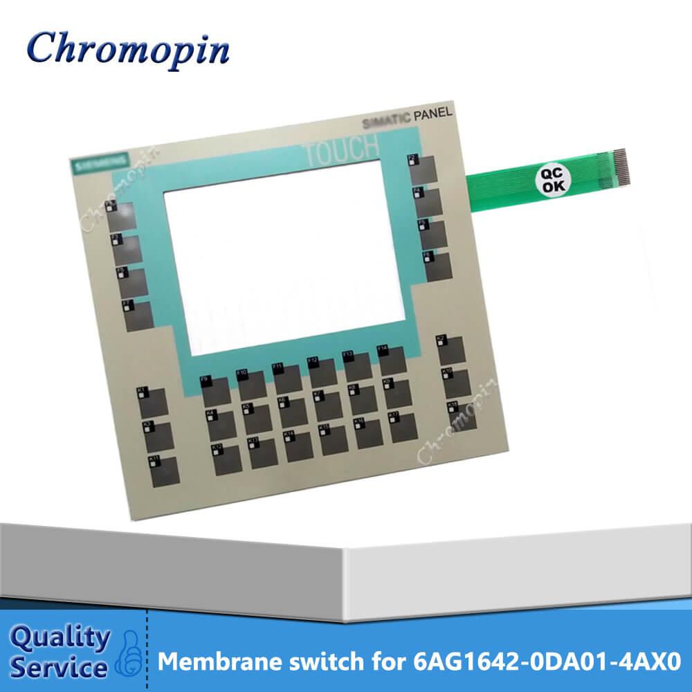 Membrane switch for 6AG1642-0DA01-4AX0 6AG1 642-0DA01-4AX0 6AG1642-0DA01-4AX1 6AG1 642-0DA01-4AX1 SIPLUS HMI OP177B membrane switch for 6ag1642 0bd01 4ax0 siplus hmi tp177b 4 inch