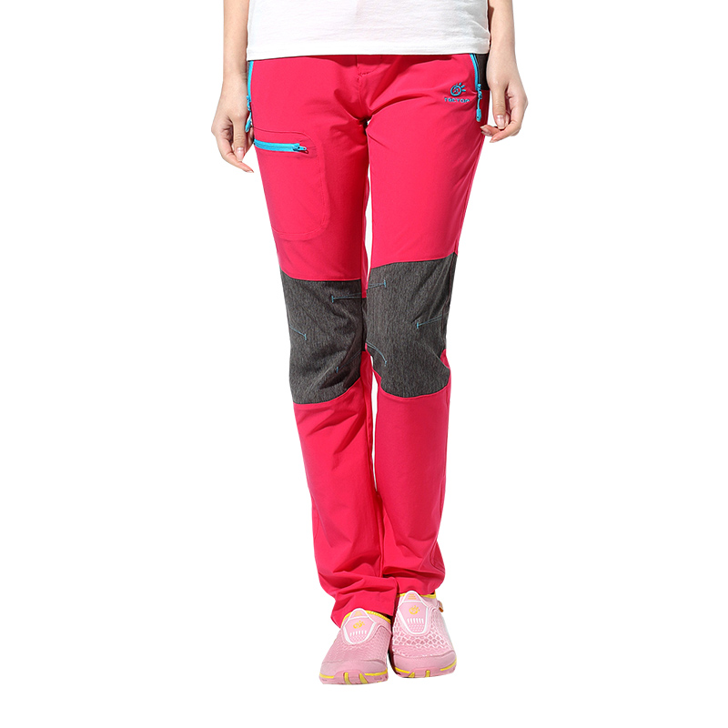 Spring Summer Sport Quick Polyester Pants Women Outdoor Dry Pants,Elastic TECTOP and PS5046