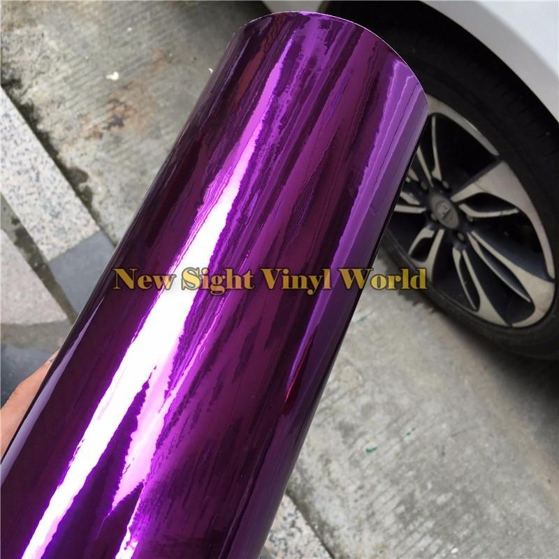Purple-Chrome-Vinyl-Wrap-Film (2)