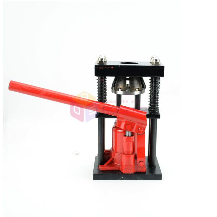 Benchtop Hose Crimper Manual Hydraulic Bottle Jack Hose Crimper Hydraulic 6T New