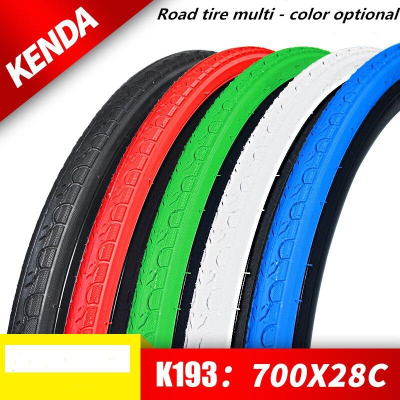 Kenda K193 Road Bicycle Tire 700 X28C Tires Bicycle Parts Road Bike Tyres