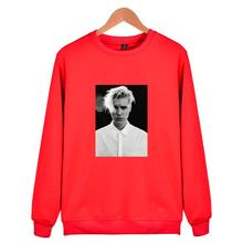 2018 Fashion Justin Bieber Sweatshirt men/women New Style Capless hoodies Men/Women Kpop for winter and autummn For Clothes(China)