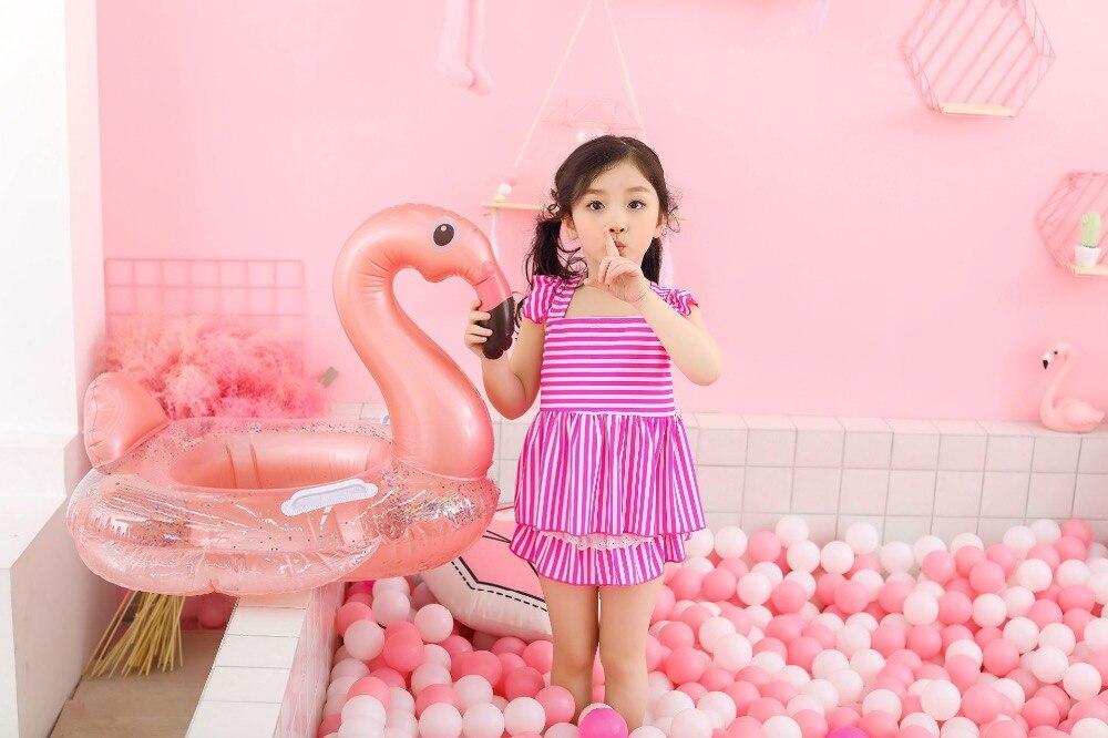 Yuyu boia flutuante inflável de unicórnio, assento