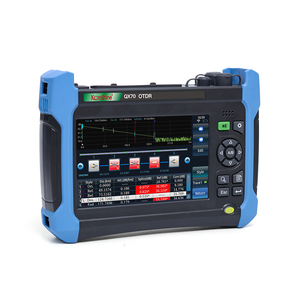 Image 4 - Komshine QX70 S monomodo 1310/1550nm,32/30dB OTDR incorporado en VFL,OPM, función similar a EXFO OTDR alta precisión