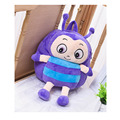 Plush Bee Children Cartoon Image Cute Bear Children's Orthopedic Backpack Fashion New Mochila Infantil Bolsas Primary school bag