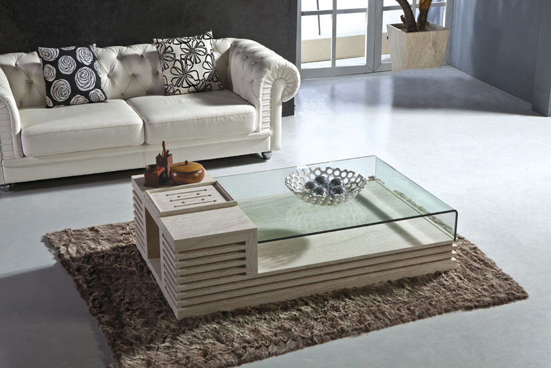 Modern Center Tables Travertine Center Tables Modern High End Center ...
