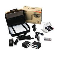 Aputure Amaran AL HR672 W LED Video Light Panel for Camcorder and DSLR Cameras (AL HR672W)