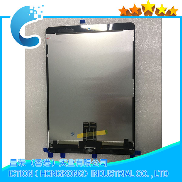 Original LCD Assembly For iPad Pro 10.5 A1709 A1701 LCD Assembly Screen Display Touch Panel Black EMC 3140 EMC 3141 best quality original black lcd display