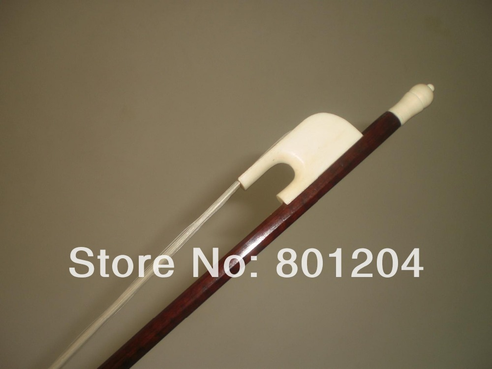 все цены на 1 PCs Quality Baroque VIOLIN Bow 4/4, Snake wood bow 1015# онлайн