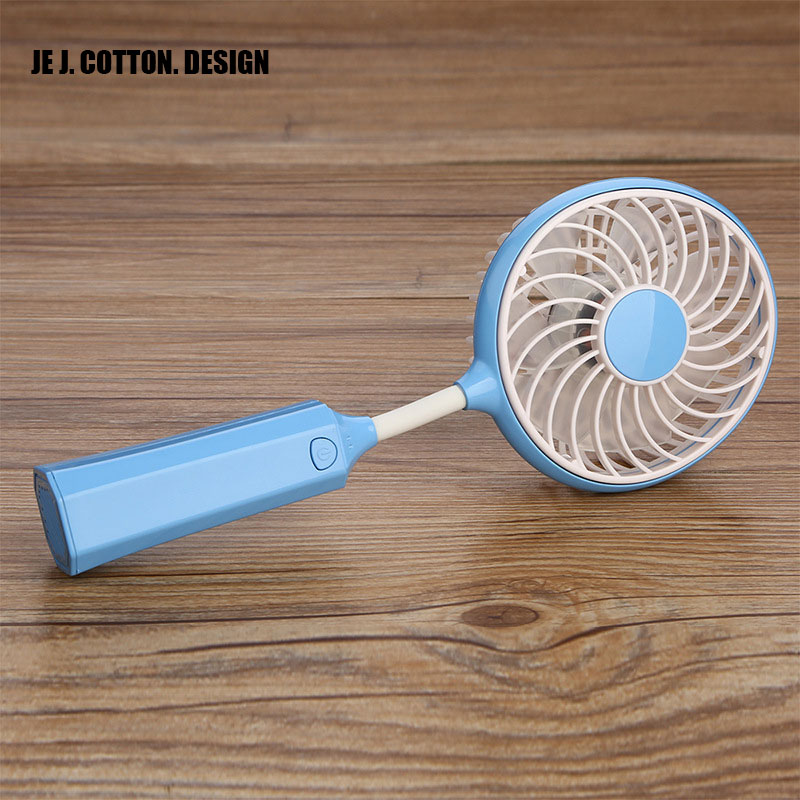 Handheld Mini Fans USB Fan Outdoor Air Cooler Conditioning for Home Rechargeable Ventilator Wind Vane Conditioner with Battery handheld cartoon mini fan usb portable fan for home outdoor desk rechargeable air conditioner with 1200ma rechargeable battery