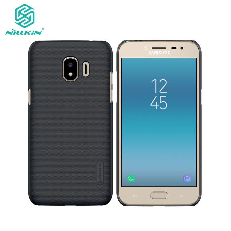 premium selection d75b0 72780 Nillkin Case For Samsung Galaxy J2 Pro 2018 J250F Frosted Shield Hard Back  Cover sFor Samsung J2 2018 Case