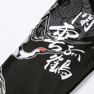 Image 4 - Zrce rashgard 半袖フィットネスタイツトラックスーツセット 2 個セット圧縮セット男性のスポーツウェア