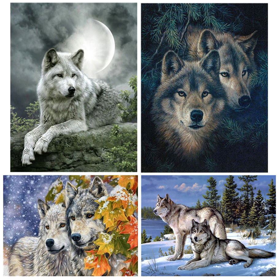Nabi Diamond Painting Diamond embroidery 5d diy animals