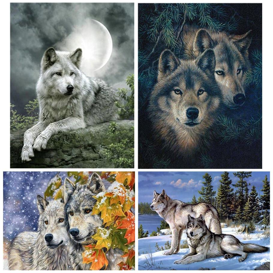 Nabi Diamond Painting Diamond embroidery 5d diy animals