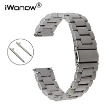 Quick Release Stainless Steel Watch Band for Maurice Lacroix Luminox Hamilton Watchband Wrist Strap 18mm 20mm 22mm 23mm 24mm