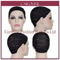 Cornrow Peruca Caps Para Fazer Perucas Com Alça Ajustável Trançado Cap Para Peruca Tecer Produtos de Cabelo Rosa Mulheres Hairnets Easycap 6039