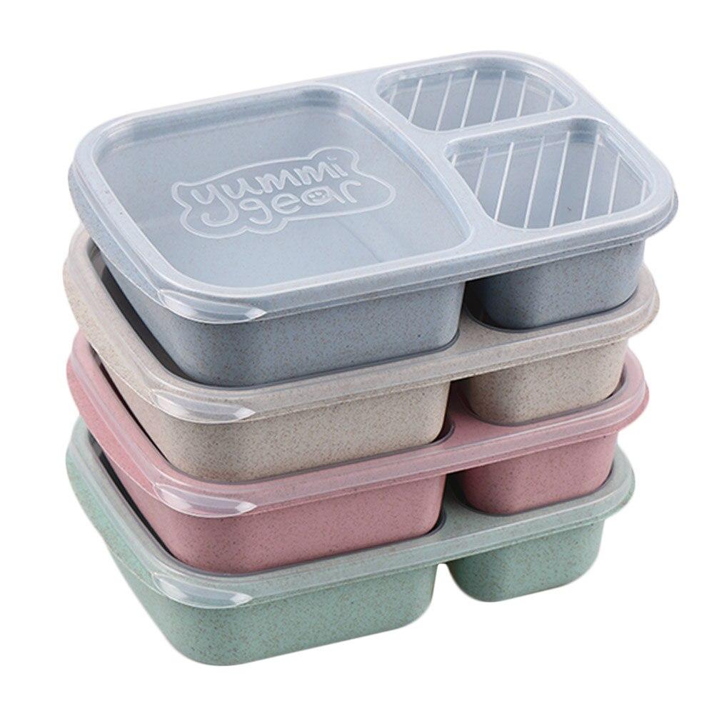 Schietto 1 Pc Sveglio Portatile Mini Scatola Di Pranzo Giapponese Set Termica Lunch Box Contenitori Per I Bambini Picnic Contenitore Di Alimento Per Il Cibo Di Stoccaggio Prodotti Di Qualità In Base Alla Qualità