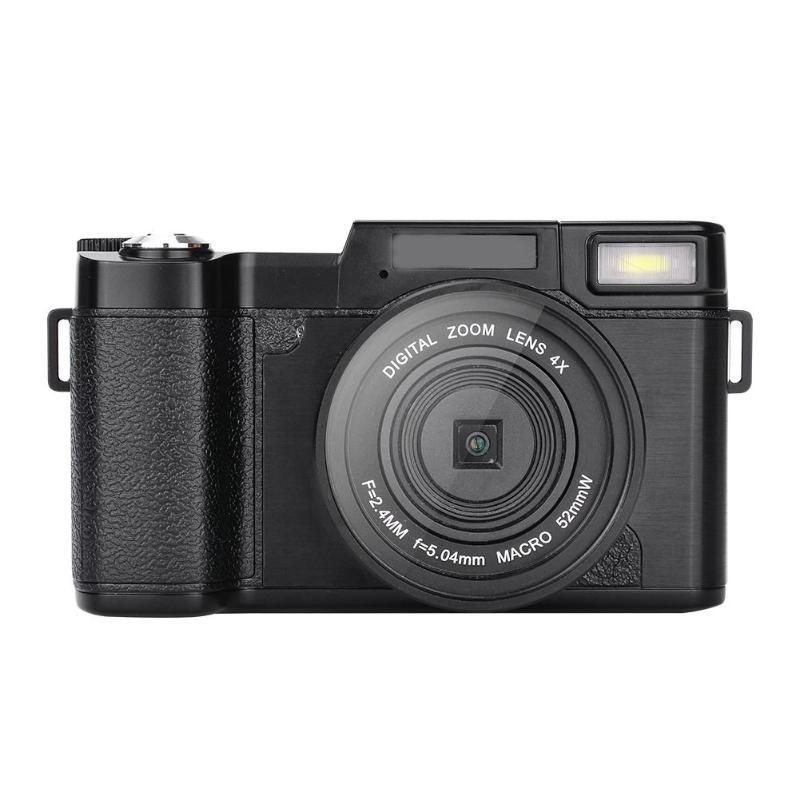 1 шт. CDR2 цифровой Камера видеокамера 3 дюймов TFT Экран УФ-фильтр Широкий формат объектив Для детей подарок мини видеокамера цифровая Камера