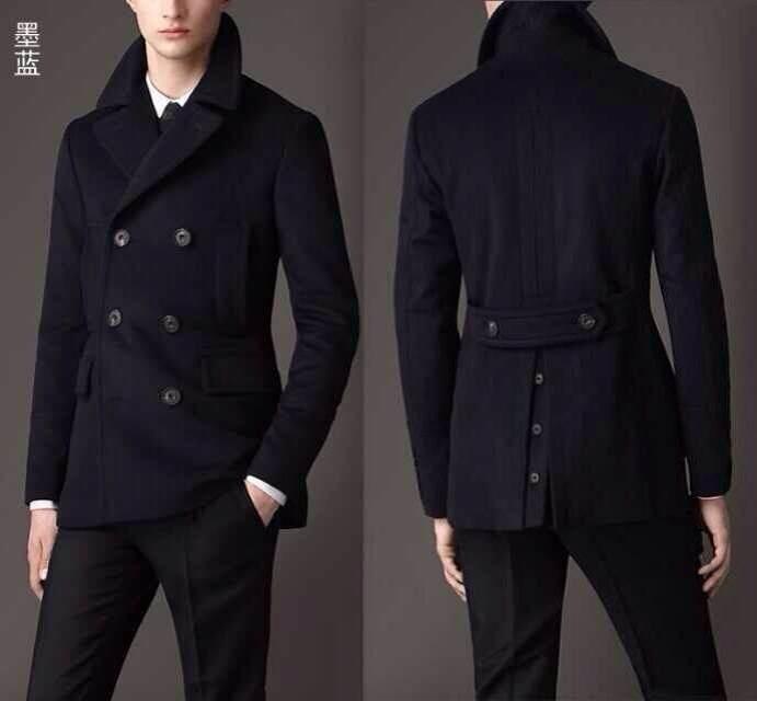 Mens Cashmere Coat Photo Album - Reikian
