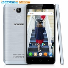 Hot Doogee Y6 2GB+16GB Android 6.0 5.5 Inch HD Fingerprint Smartphone Dual SIM MTK6750 Qcta Core 13.0MP WCDMA LTE GSM GPS