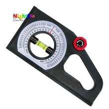 Angle Meter Multifunctional Slope Measuring Instrument slope scale +/- 1 degree accuracy inclinometer angle feet foot slope