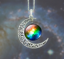 MX0786 Europe USA necklace  statement Vintage Sun Moon Collar Chunky body chain necklaces pendants gifts