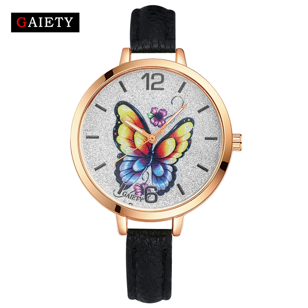 gaiety luxury watches for fashion leather