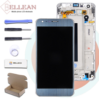 Catteny Promotion 5.2inch K580 Display For LG X Cam K580 Lcd With Touch Screen Digitizer Assembly With Frame Free Shipping