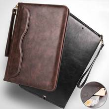 Case for ipad air 1 / pro 9.7 2017 2018 Smart Cover Leather with wallet function 2 case
